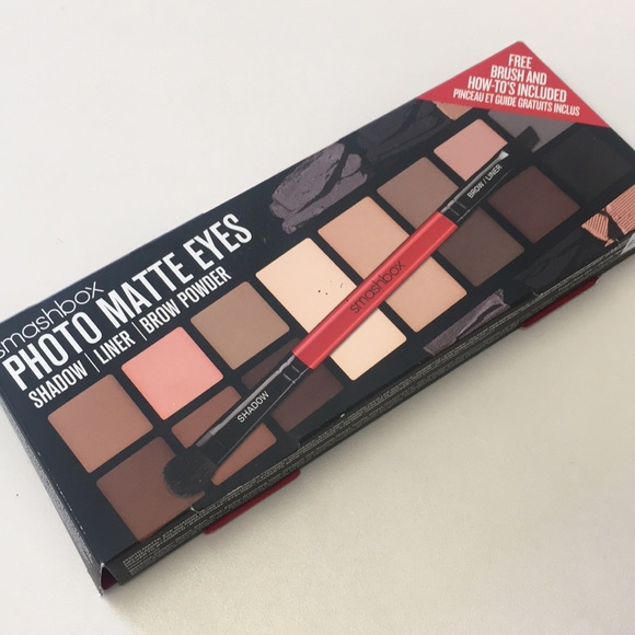 Smashbox Makeup Photo Matte Eye Palette New Poshmark